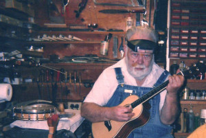 Dale Small - Master Luthier