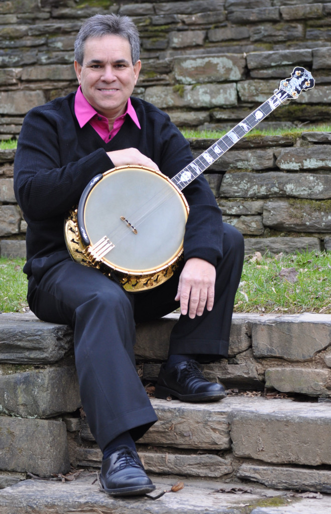 Stephen DiBonaventura, Tenor Banjo photo